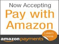 Now you can Pay with your Amazon account