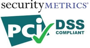 SecurityMetrics PCI DSS compliance report