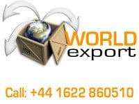We can export to any country. Call on +44 1622 236 303