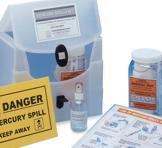 Mercury Spill Kits