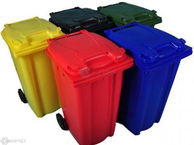 240 litre wheelie bins group