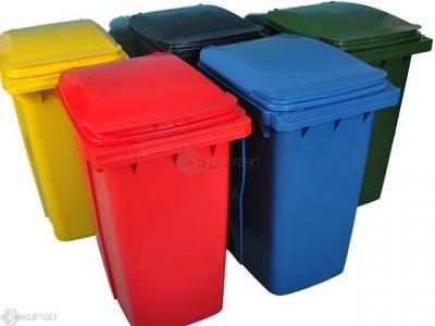 360 litre wheelie bins group