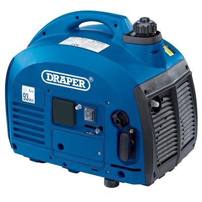 DRAPER 700W PETROL GENERATOR  PG950S