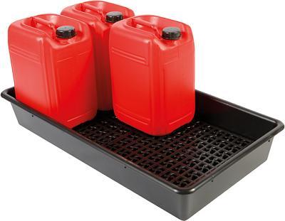drip tray bund grid