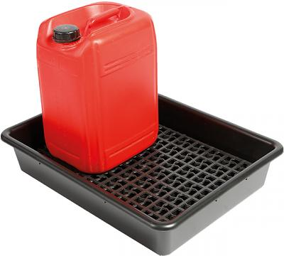 drip tray with grid