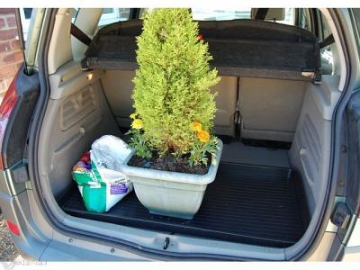 car boot tray