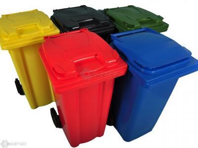 120 litre wheelie bins group
