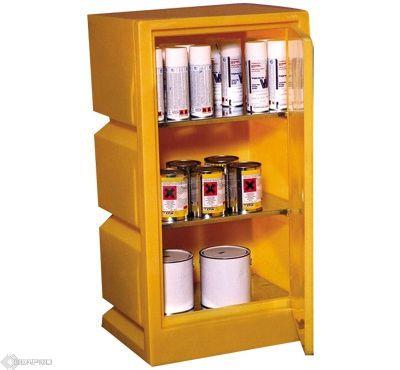 Economy Polyethylene Storage Cabinet