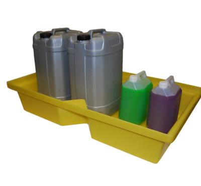 st60 spill tray no grid in use