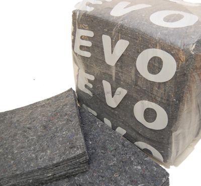 100 EVO Natural Fibre Absorbent Pads
