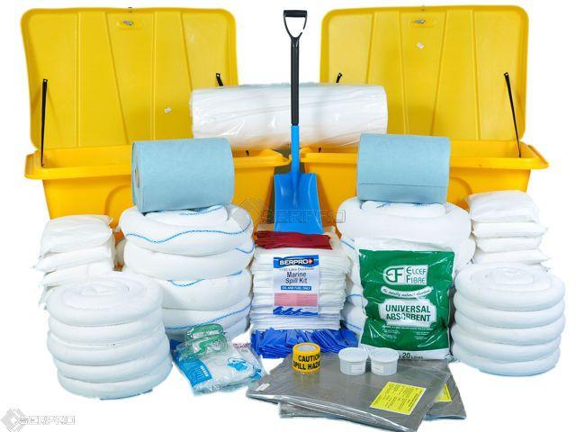 1100 Litre Dockside Marine Oil Spill Kit