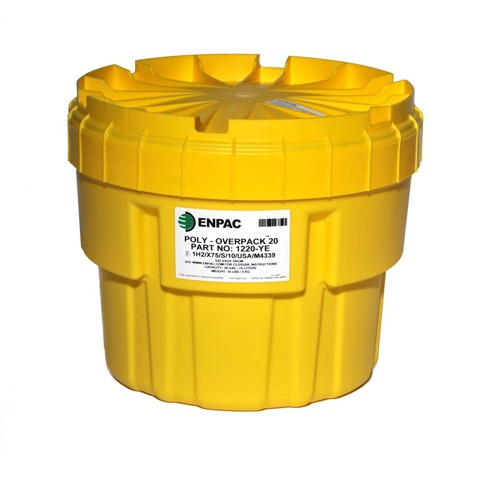 Poly-Overpack 20 - 75Litre Salvage Container