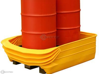 2 Drum Bunded Pallet Converter