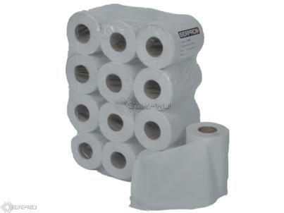 20cm White Paper Kitchen Roll 12 pack