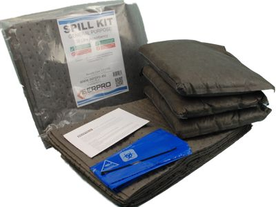 30 Litre General Purpose Compact Spill Kit