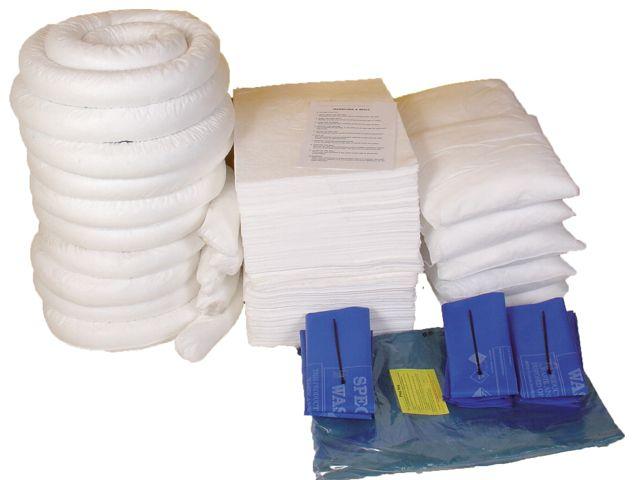 350 Litre Oil and Fuel Spill Kit - REFILL KIT