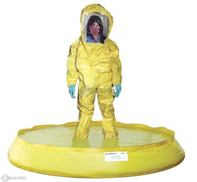 378 Litre Hazmat Decontamination Pool