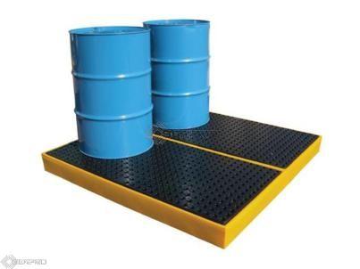 4 Drum Bunded Workfloor (YELLOW)