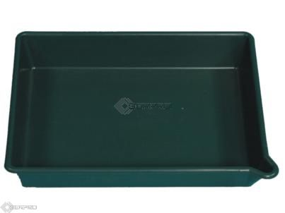 53 x 40cm Lab Drip Tray With Pouring Spout