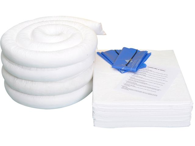 80 Litre Oil and Fuel Spill Kit - REFILL PACK