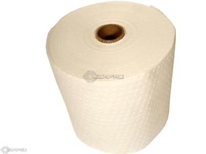 Heavyweight Bonded Anti-Static Oil and Fuel Absorbent Roll