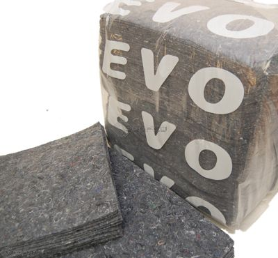 EVO Natural Fibre Absorbent Pads (pallet 18 bales)