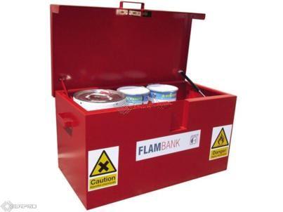 FLAMBANK Van Storage box