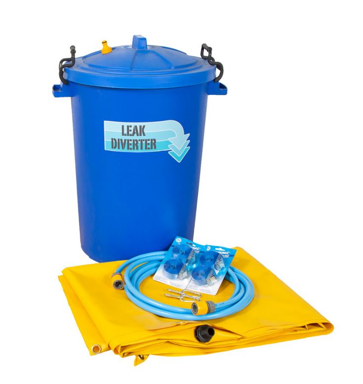 The Leak Diverter Tarp Only