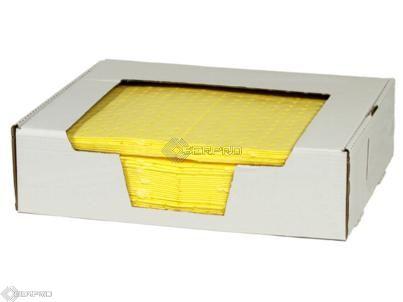 50 Lightweight Chemical/Hazmat Absorbent Pad