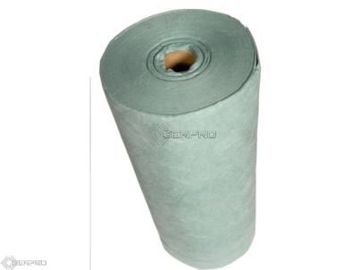 Lightweight Wide Blue Oil Absorbent Roll