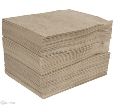 100 Medium Weight Plain Absorbent Maintenance Pads