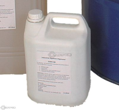 Multi-Use Biodegradable Aqueous Degreaser 5 Litre