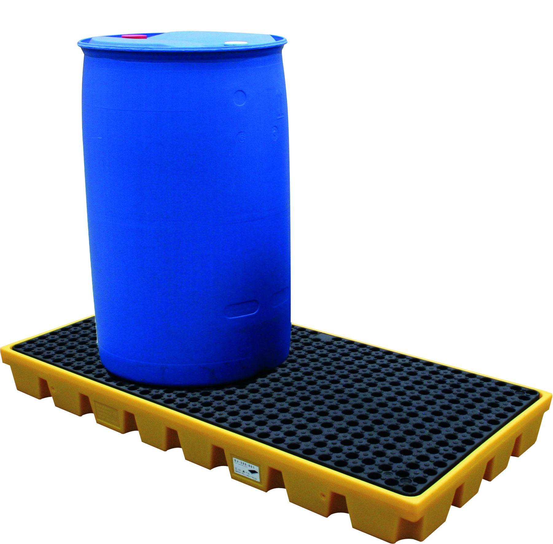 2 Drum Workfloor/Spill Deck
