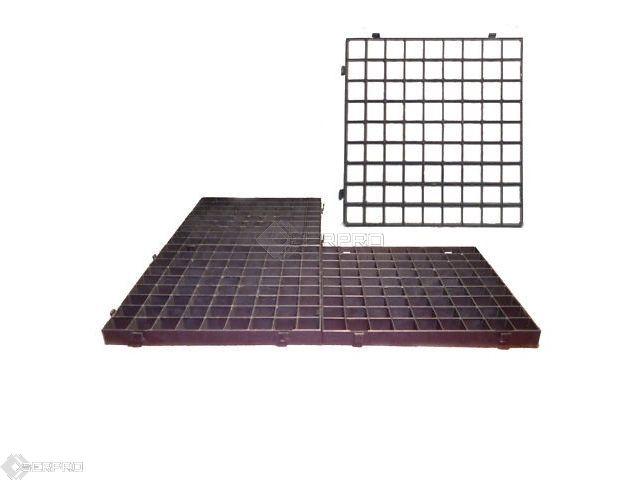 50 x 50 Bunding Grid