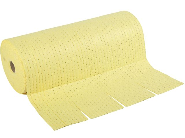 Chemical Absorbent Roll - 100cm x 44m Heavyweight Bonded