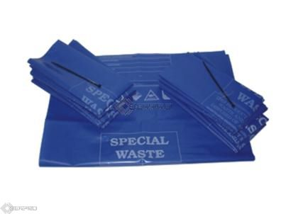 10 Heavyweight Disposal Bags and Ties