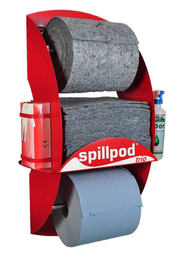 EVO Spillpod Trio Dispensing Station