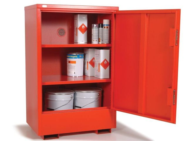 FLAMSTOR Medium Hazardous Cabinet
