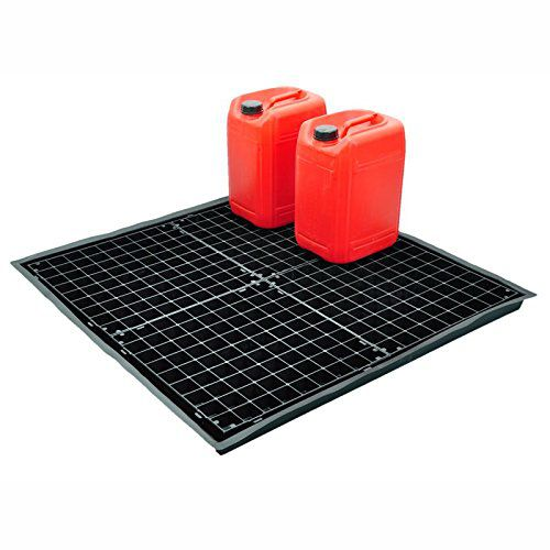 102 x 102 x 5cm Flexi Tray with Grid