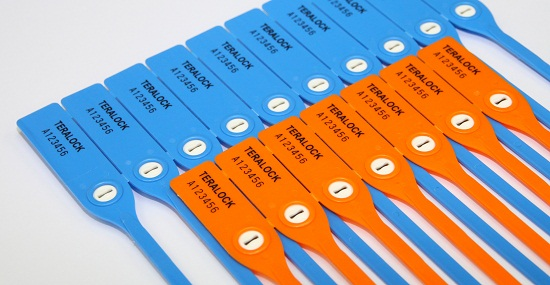TeraLock - Custom Printed Tamper Proof Security Tags