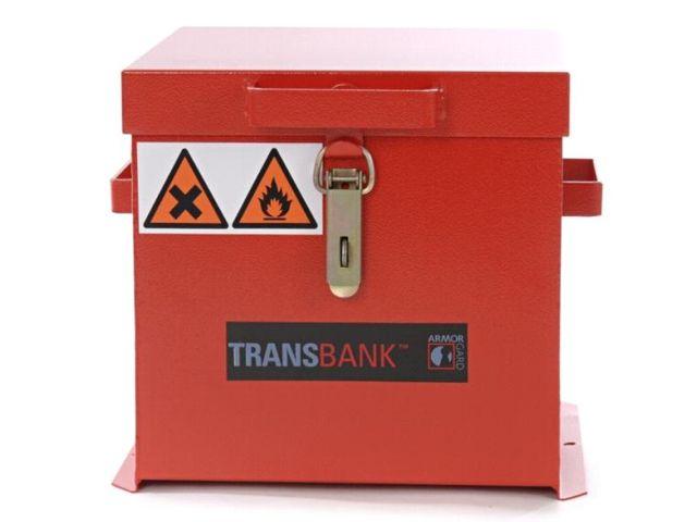 TransBank TRB1 Hazardous Transit Box