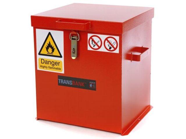 TransBank TRB2 Hazardous Transit Box
