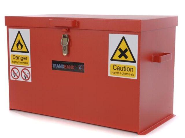 TransBank TRB4 Hazardous Transit Box