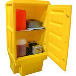 Polyethylene Storage Cabinet (size 4)