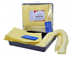 30 Litre Chemical/Universal Compact Spill Kit with Drip Tray
