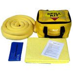35 Litre Chemical/Universal Spill Kit in a Cube Carry Bag
