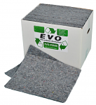 50 EVO Triple Loft Natural Fibre Absorbent Pads (boxed)