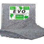 15 EVO Natural Fibre Absorbent Pads in Clip Bag