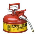 4 Litre Type II Steel Red Safety Can