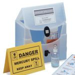 Mercury Spill Kit (2 Applications)